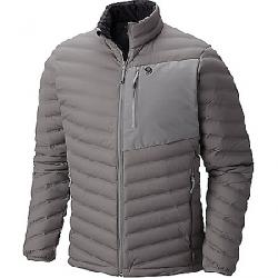Mountain Hardwear Men's StretchDown Jacket Manta Grey