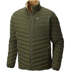 Mountain Hardwear Men's StretchDown Jacket Surplus Green