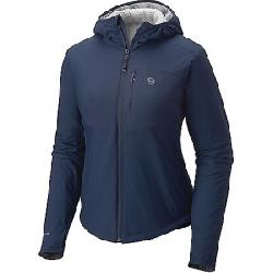Mountain Hardwear Women's Skypoint Hooded Jacket Zinc