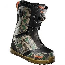 Thirty Two Men's Lashed Double BOA Snowboard Boot Camo