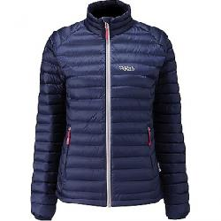 Rab Women's Microlight Jacket Twilight / Fuschia
