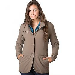 Toad & Co Women's Aerium Blazer Falcon Brown