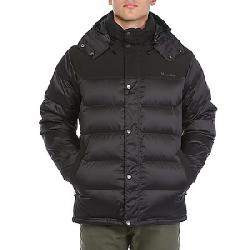 Moosejaw Men's Baseline Down Jacket Black