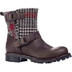 Woolrich Footwear Women's Baltimore Boot Sprat / Red Plaid Wool