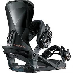 Salomon Men's Alibi Snowboard Bindings Black