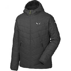 Salewa Men's Fanes TW CLT Hood Jacket Black Out