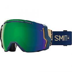 Smith I/O 7 ChromaPop Snow Goggle Navy Camo Splt/CrmPop Sun Grn/CrmPop Storm Rse Fls