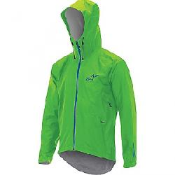 Alpine Stars Men's All Mountain Jacket Lime Green / Blue