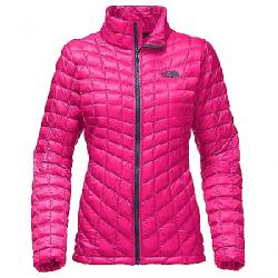 The North Face Women's ThermoBall Full Zip Jacket Petticoat Pink