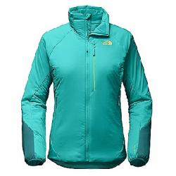 The North Face Women's Ventrix Jacket Pool Green / Porcelain Green