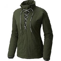 Mountain Hardwear Women's Escape Insulated Pullover Surplus Green