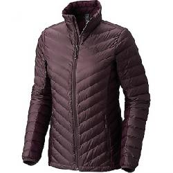 Mountain Hardwear Women's Micro Ratio Down Jacket Purple Sage / Dark Tannin