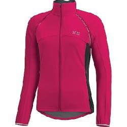 Gore Wear Women's Phantom Lady Plus Gore Windstopper Zip-Off Jacket Jazzy Pink / Black