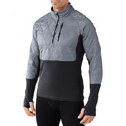 Smartwool Men's Propulsion 60 Hybrid Half Zip Jacket Silver