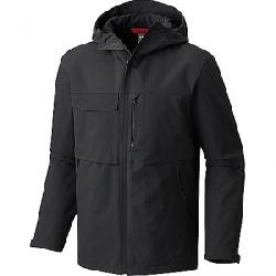 Mountain Hardwear Men's Overlook Shell Jacket Stealth Grey