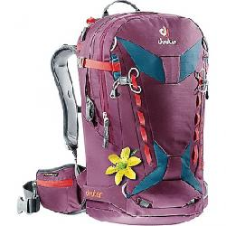 Deuter Freerider Pro 28 SL Pack Blackberry / Arctic Blue