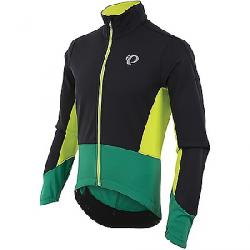 Pearl Izumi Men's ELITE Pursuit Softshell Jacket Black / Pepper Green