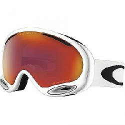 Oakley A-Frame 2.0 Goggles Jet Black / Prizm Torch Iridium