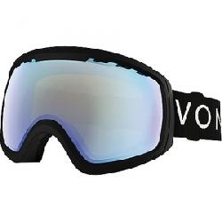 VonZipper Feenom NLS Goggle Black Satin / Stellar Chrome