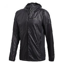 Adidas Men's Agravic Alpha Shield Hoodie Carbon