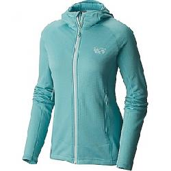 Mountain Hardwear Women's Desna Grid Hooded Jacket Spruce Blue