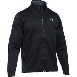 Under Armour Men's ColdGear Infrared Softershell Jacket Black / Steel