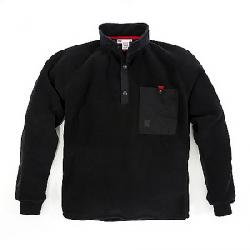 Topo Designs Men's Mountain Fleece Jacket Black