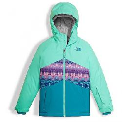 The North Face Girls' Brianna Insulated Jacket Bermuda Green