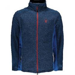 Spyder Men's Constant Novelty Mid Wt Jacket Frontier / French Blue