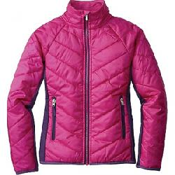 Smartwool Girl's SmartLoft Double Corbet 120 Jacket Berry
