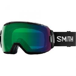 Smith Vice ChromaPop Snow Goggle Black / ChromaPop Everyday Green Mirror