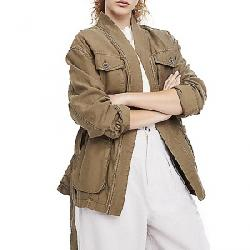 Free People Women's In Our Nature Jacket Moss
