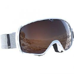 Salomon XT One Access Goggle White / Tonic Orange