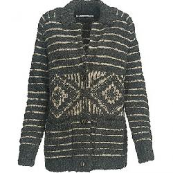 Woolrich Women's Roundtrip Sweater Coat Cool Grey