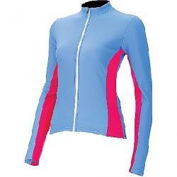 Capo Women's Siena Long Sleeve Jersey Cyan