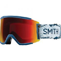 Smith Squad XL ChromaPop Snow Goggle Kindred / CPop Sun Red/ CPop Storm Rose Fls