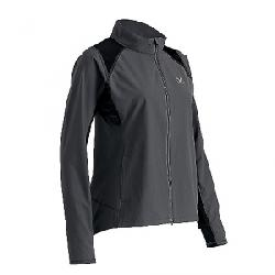 CW-X Women's Endurance Run Jacket Charcoal Grey