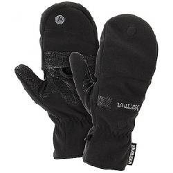 Marmot Windstopper Convertible Glove Black