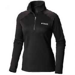 Columbia Titanium Women's Northern Ground Half Zip Fleece Jacket Black