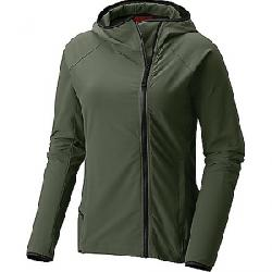 Mountain Hardwear Women's Speedstone Hooded Jacket Surplus Green
