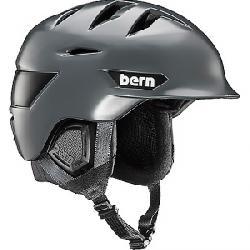 Bern Men's Rollins Helmet Satin Grey