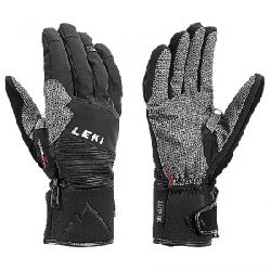 Leki Tour Evolution V Glove Black/Red