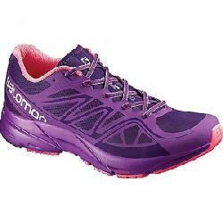 Salomon Women's Sonic Aero Shoe Cosmic Purple / Azalee Pink / Madder Pink