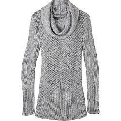 Mountain Khakis Women's Countryside Cowl Neck Sweater Charcoal
