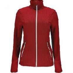 Spyder Women's Endure Full Zip Midweight Jacket Red