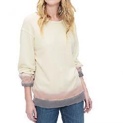 Splendid Women's Blouson Sleeve Pullover Multi