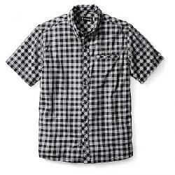 Smartwool Men's Summit County Gingham Shirt Light Grey