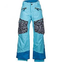 Marmot Boys' Freerider Pant Bluefish / Black Shred