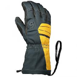 Scott USA Vertic Premium GTX Glove Nightfall Blue / Harvest Yellow