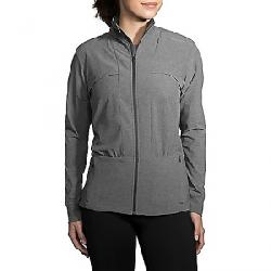 Brooks Women's Fremont Jacket Heather Asphalt